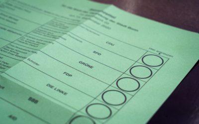 Gegenmittel für Wahlmuffel – Warum sollten wir Wählen gehen?